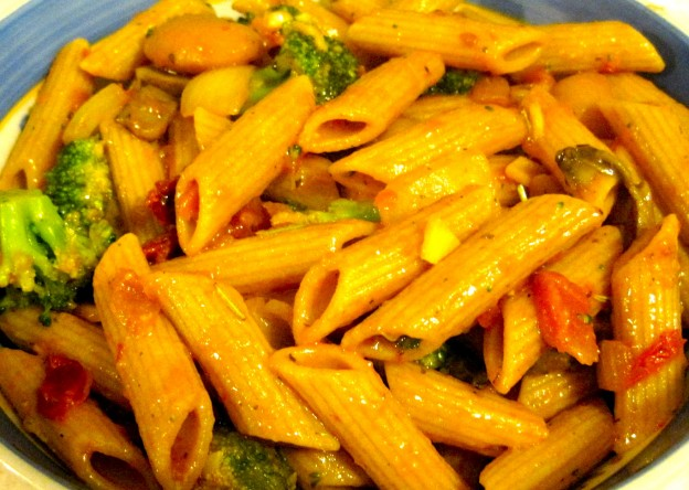 Vegetable Pasta Fellowship of the Vegetable