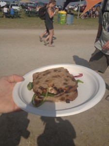 Bonnaroo Vegan Food 8