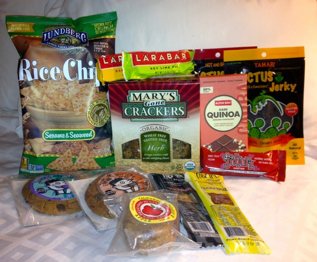 Fellowship of the Vegetable Health Store Haul