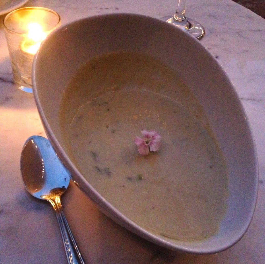 Cauliflower Bisque