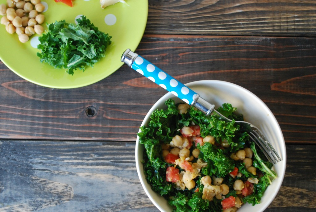 Fellowship of the Vegetable Kale Hash 2