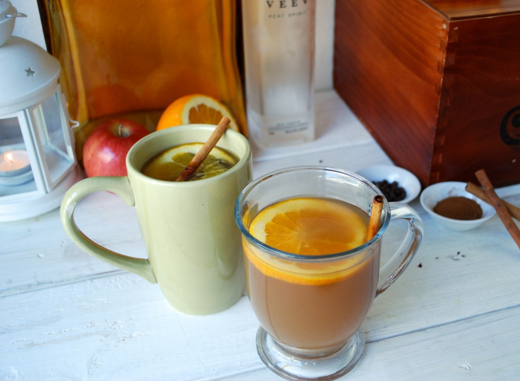 Fellowship of the Vegetable Spiked Apple Cider 1