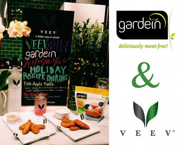 Fellowship of the Vegetable Gardein Veev Event Featured
