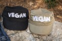 Fellowship of the Vegetable Vegan Military Hat