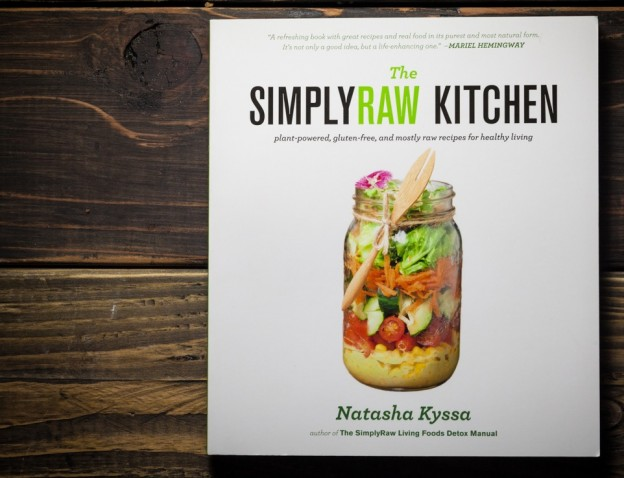Fellowship of the Vegetable SimplyRaw Kitchen Featured
