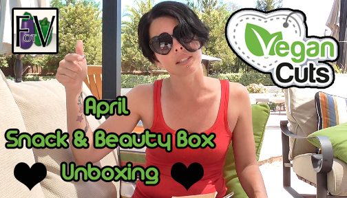 FOTV April Unboxing YouTube Thumbnail