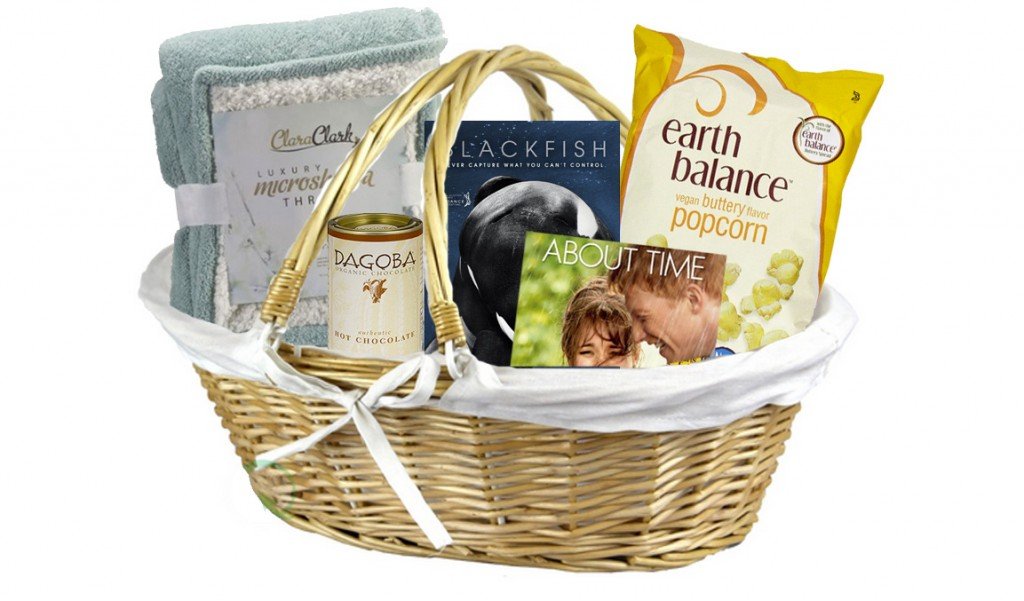 Fellowship of the Vegetable Movie Lover Gift Basket