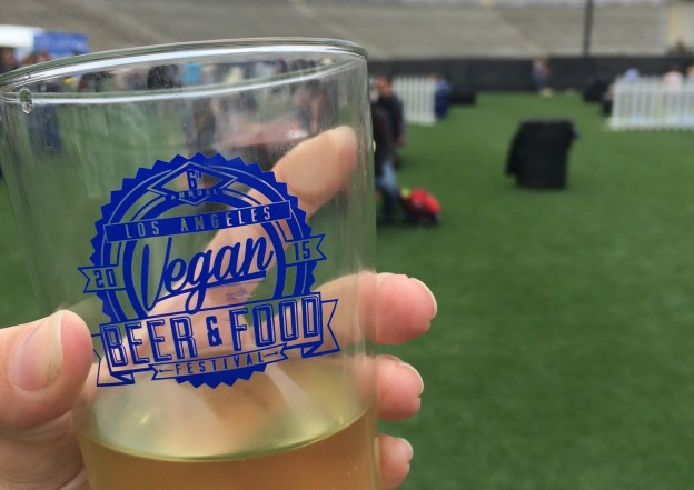 Fellowship of the Vegetable Vegan Beer Fest 2015 2