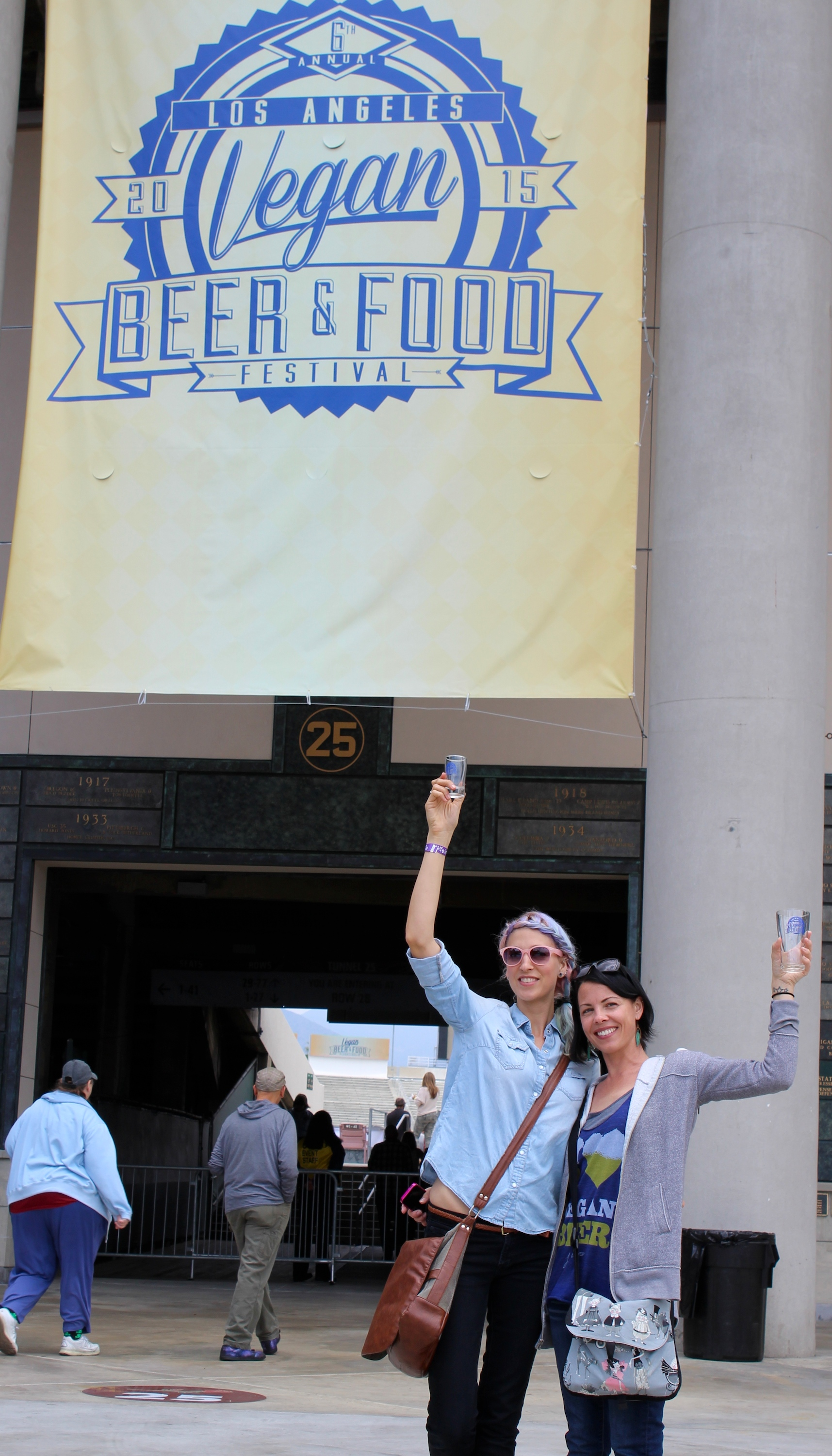 Fellowship of the Vegetable Vegan Beer Fest 2015 3